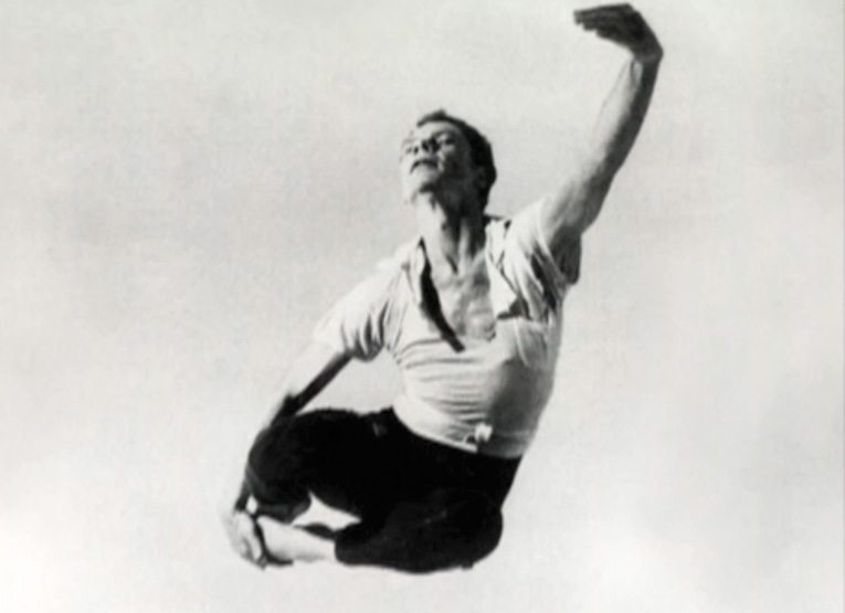 To Spring From The Hand - Merce Cunningham